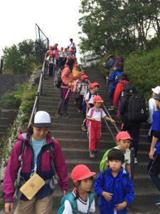 富士宝永山登山